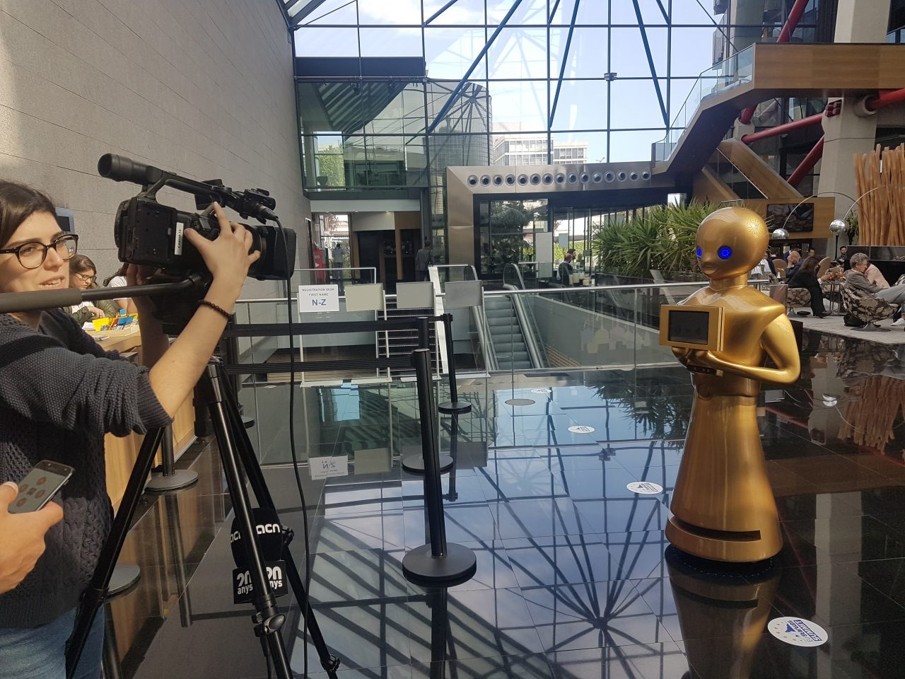 Robot Tokyo Eventos - ADD Event